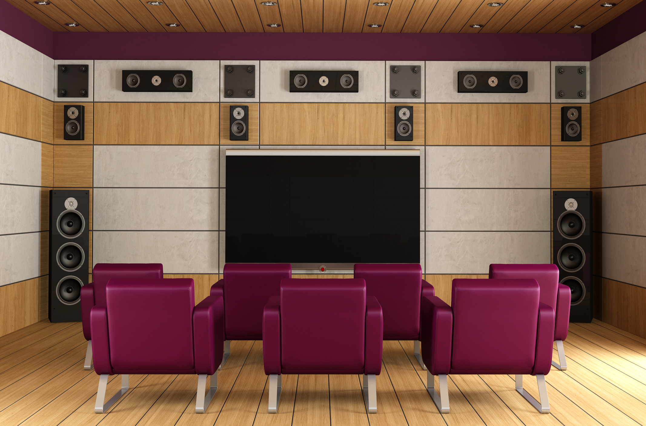 Tips for Setting Up the Perfect Theater Room